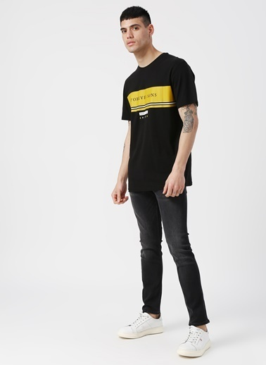 Only & Sons Only & Sons T-Shirt Siyah